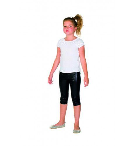 Zwarte Legging Disco Danseres Meisje