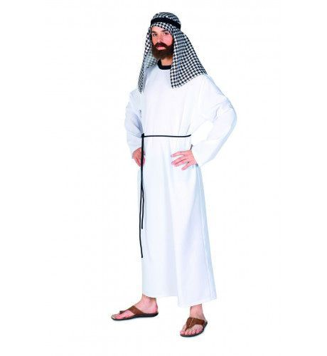 Arabier Emiraat Qatar Man Kostuum