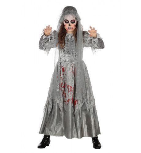 Zo Zijn We Niet Getrouwd Halloween Bruid Meisje Kostuum