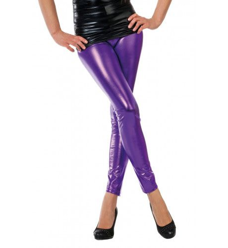 Legging Pointer Sisters Paars Vrouw