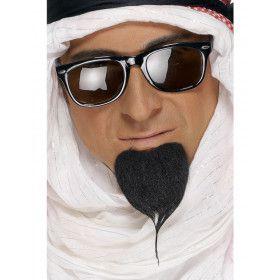 Zwarte Arabische Baard