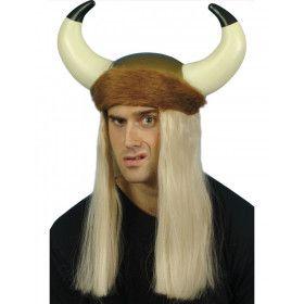 Viking Helm Met Bont