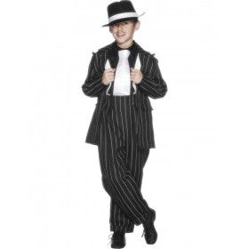 Kind Chicago Gangster Kostuum Jongen