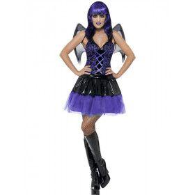 Sexy Demoon Dame Vrouw Kostuum