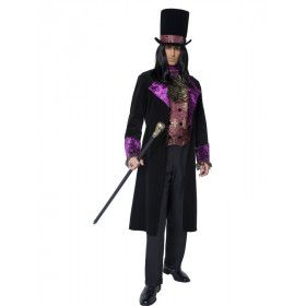 Gothic Gentleman Kostuum