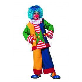 Kappi De Clown Jongen Kostuum