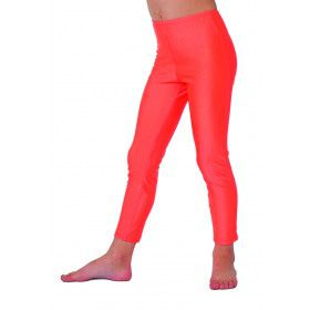 Red Disco Legging Kinderen Meisje
