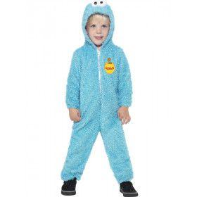 Koekiemonster Uit Sesamstraat (Amerikaans) Baby Kostuum Kind