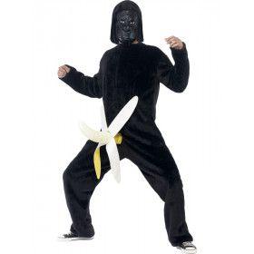 King Kong Met Grote Verrassing Man Kostuum
