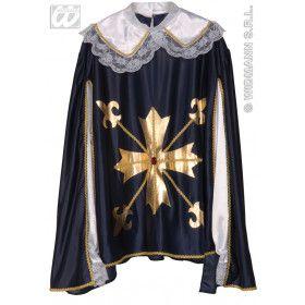 Dappere Musketier Shirt En Jas Man
