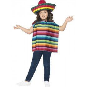 Mexicaanse Verkleedkit Kind Kostuum