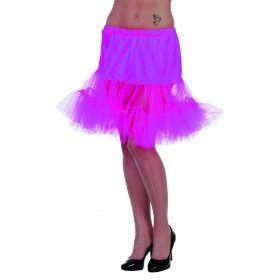 Paarse Petticoat (Lang)