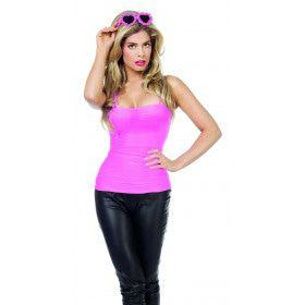 Roze Topje Ms Bling Vrouw