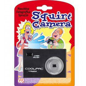 Spuitende Foto Camera