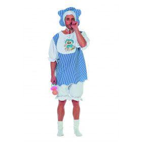 Geinige Baby Boy Man Kostuum