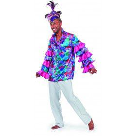Dushi Korsow Caribisch Overhemd