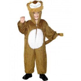 Leeuw Kind Kostuum Kind