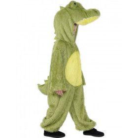 Krokodil Kind Kostuum