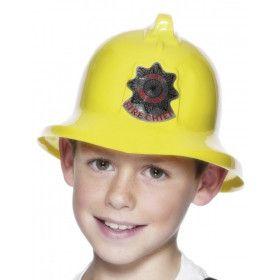 Brandweerman Helm Kind