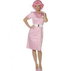 Officieel Grease Beauty School Dropout Vrouw Kostuum