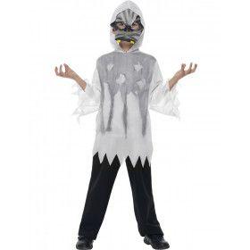 Kind Schedel Monster Kostuum Jongen