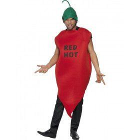 Spaanse Peper Kostuum