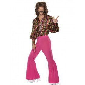 Jaren 60 Slack Man Kostuum