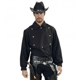 Cowboyshirt Man