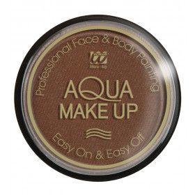 Aqua Make-Up Bruin 30 Gram