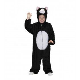 Kat Pluche 113 Centimeter Kind Kostuum