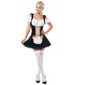 Beate Bierschuim Vrouw Kostuum