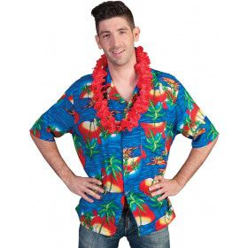 Tropisch Hawaii Hemd