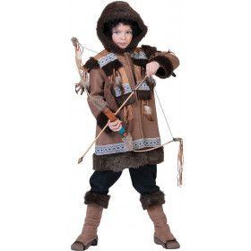 Eskimo Nalu Kind Kostuum