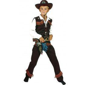 Best Of The West Cowboy Jongen Kostuum