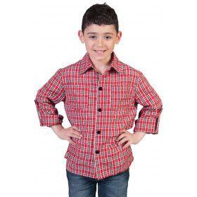 Ranger Cowboy Shirt Jongen