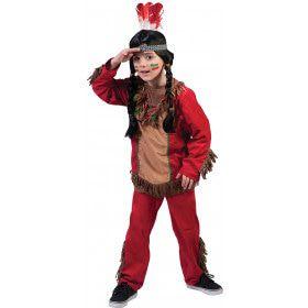 Red Hawk Jongen Kostuum