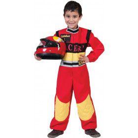 Racing Overall To The Max Jongen Kostuum