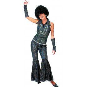 Zwarte Cartouche Disco Pak Vrouw