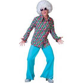 Disco Dot Hemd Man