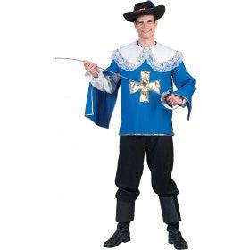 Musketier Muscat Kostuum Man