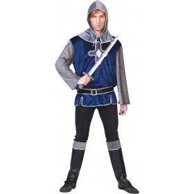 Midlands Ridder Kostuum Man