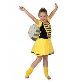 Ballerina Bij Meisje Kostuum