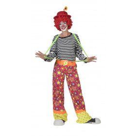 Clownsbroek Canadia Vrouw