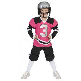 Brady Quarterback American Football USA Jongen Kostuum