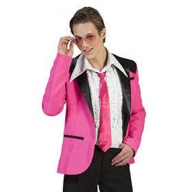 Volkomen Fout Roze Gala Jasje Man