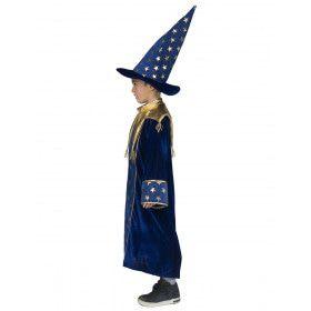 Tovenaar Meester Van Het Heelal Kind Kostuum