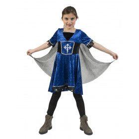 Dappere Ridder Middeleeuwen Loevestein Meisje Kostuum