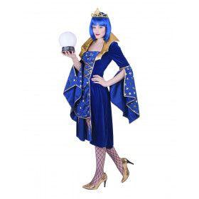 Wonderlijke Waarzegster Wioleta Vrouw Kostuum