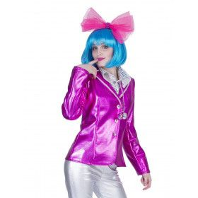 Disco Fever Jack Glimmend Roze Vrouw