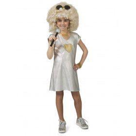 Love Is Silver Jaren 70 Disco Meisje Kostuum